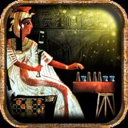Senet Égyptien (Jeu de l'Egypte Antique - Le jeu préféré du Pharaon Toutankamon-Toutânkhamon-Roi Tut)