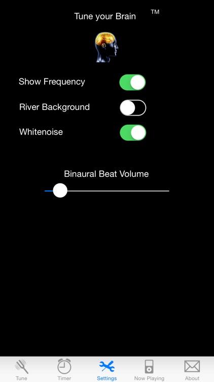 iBrainWave - Binaural Beats and White Noise