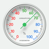 Hygrometer - Prüfen feuchte