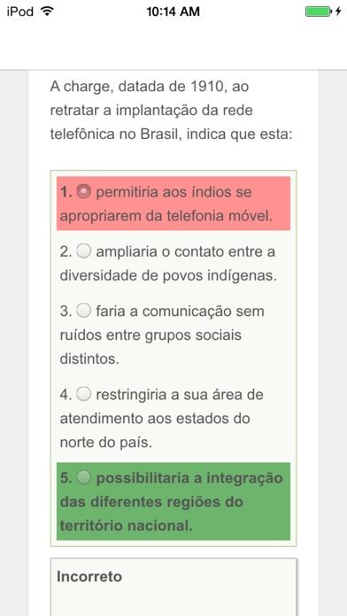 download Questões ENEM 2014 apps 3