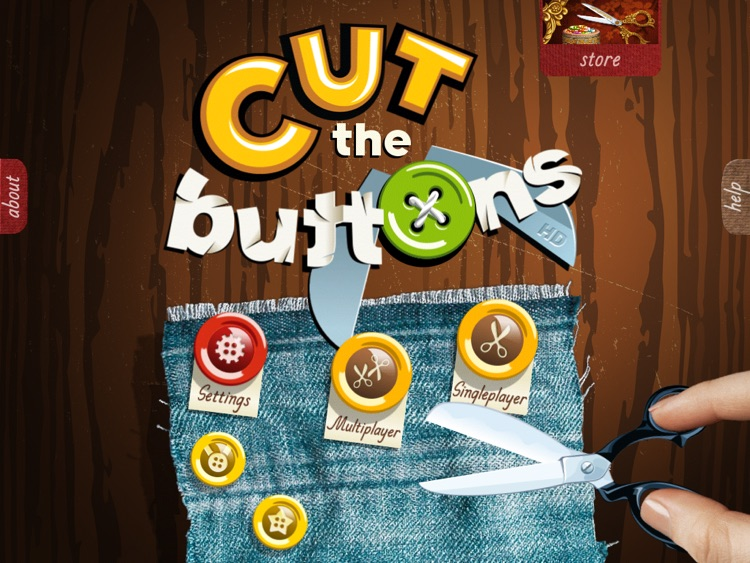 Cut the Buttons HD screenshot-4