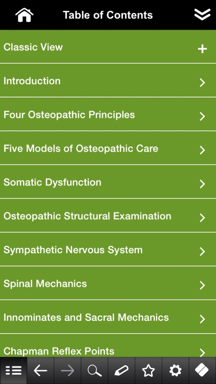 Osteopathic Medicine pocketcards