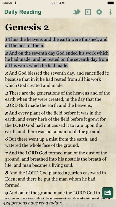 Bible #rbhw app image