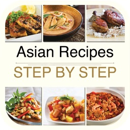 Asian Recipes - Step by Step Cookbook