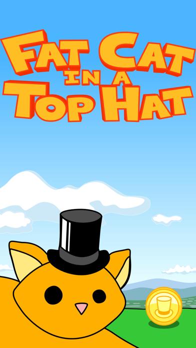 Fat Cat in a Top Hat screenshot one
