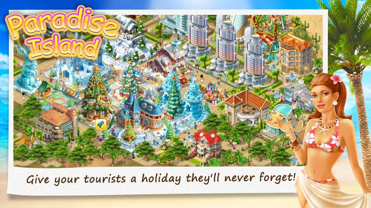 Paradise Island: Exotic screenshot-4