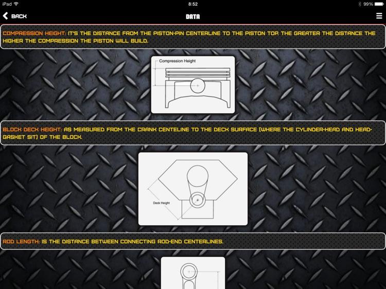 """Engine ToolBox Calculator """"for iPad"""" screenshot-3"""