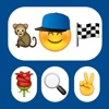 Emoji Search Keyboard - Find new emojis & emoticons, fun cute Stickers and Art Combos