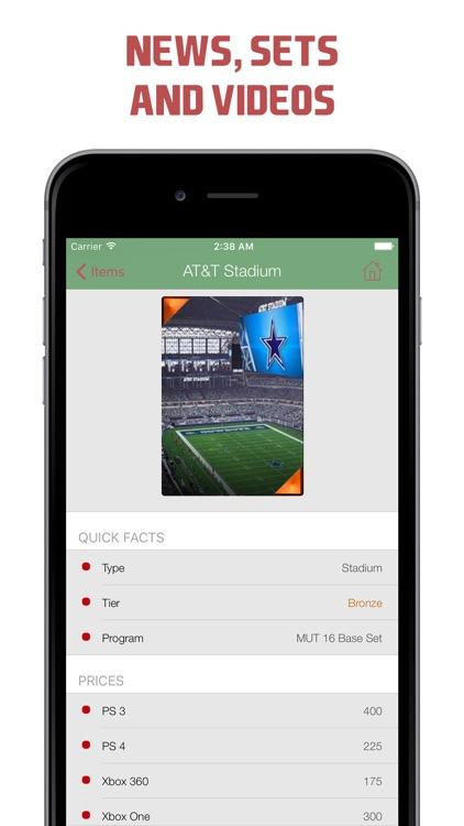 Pocket Wiki for Madden NFL 16 screenshot-4