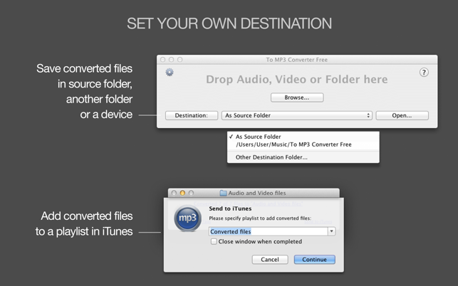 itunes to mp3 converter free online