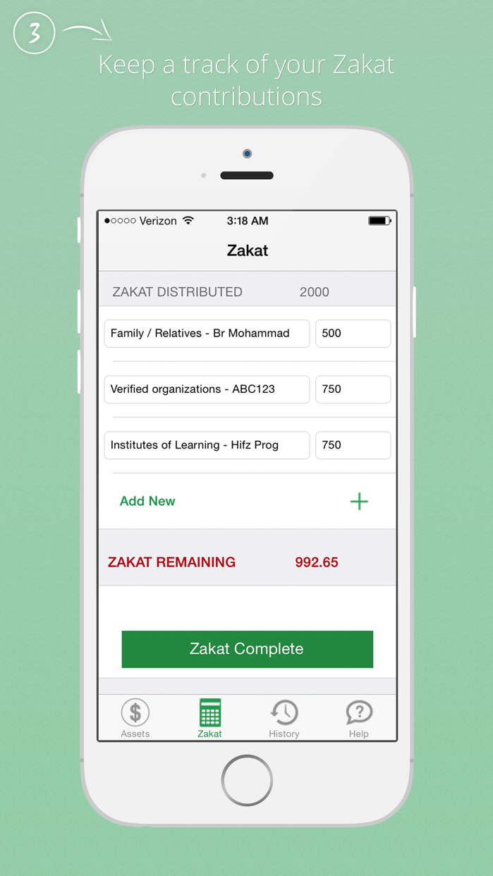 Got Zakat Screenshot
