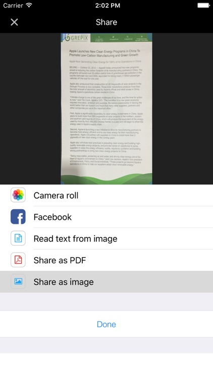 35mmScanner Free | Document Scanner and OCR screenshot-4
