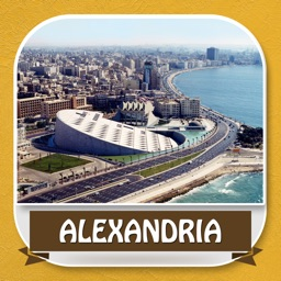 Alexandria City Offline Travel Guide