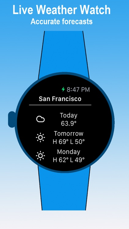 Watch Weather Live PRO