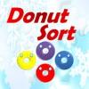甜甜圈排序挑选的颜色并不困难的比赛