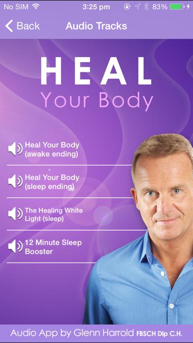 Heal Your Body by Glenn Harrold: Hypnotherapy for Health & Self-Healingのおすすめ画像2