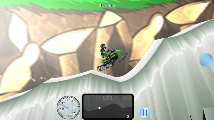 SnowXross 2 - Free screenshot-4