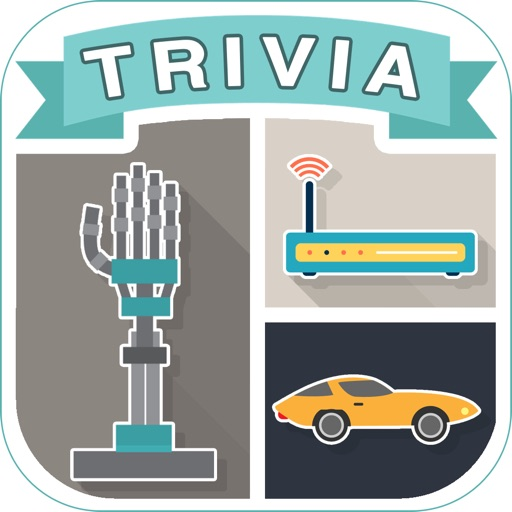 Trivia Quest™ Technology - trivia questions icon