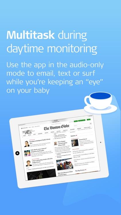 Sound Sleeper: Wi-Fi Video Baby Monitor