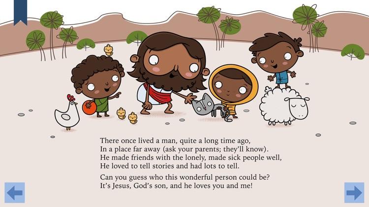 Tiny Truths - Zacchaeus by Ink Robin