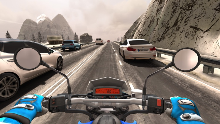 Traffic Rider screenshot-1