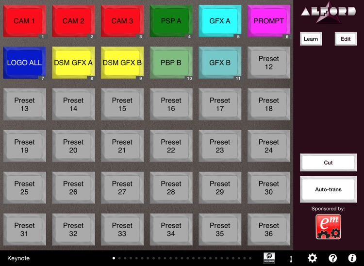 Alford Control ToolKit