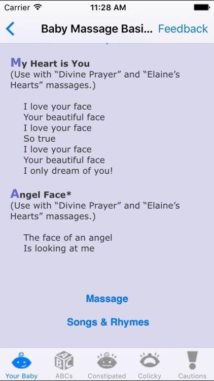 Baby Massage Basics screenshot-4