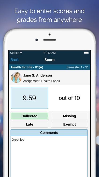 PowerTeacher Mobile screenshot-3