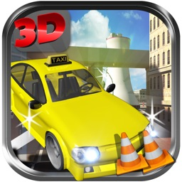 Extreme Taxi Driver 3D - Crazy Parking Adventure Simulators