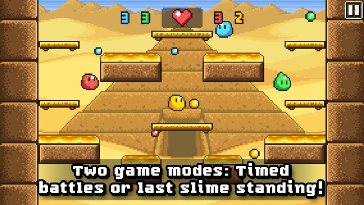 Battle Slimes screenshot-3