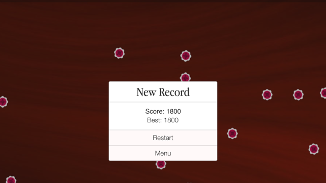 Blood Cells, game for IOS