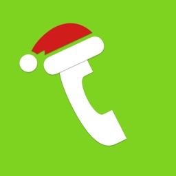 Santa - naughty nice call