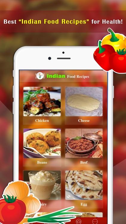 Indian Food Recipes+