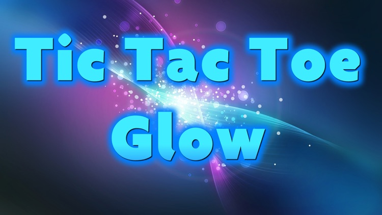 Tic Tac Toe Glow screenshot-0