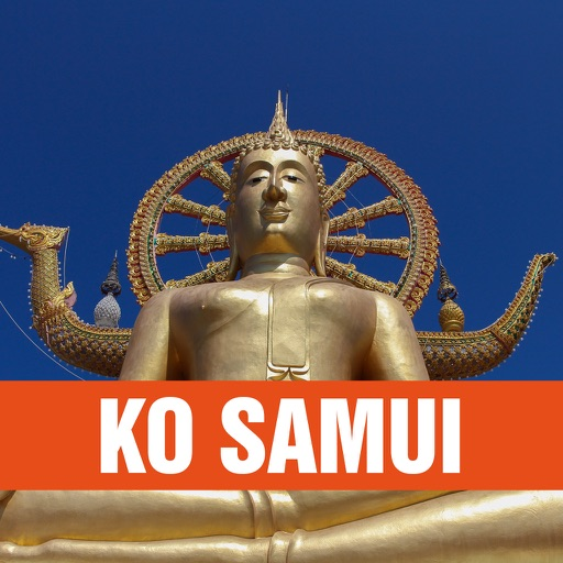 Ko Samui Offline Travel Guide icon