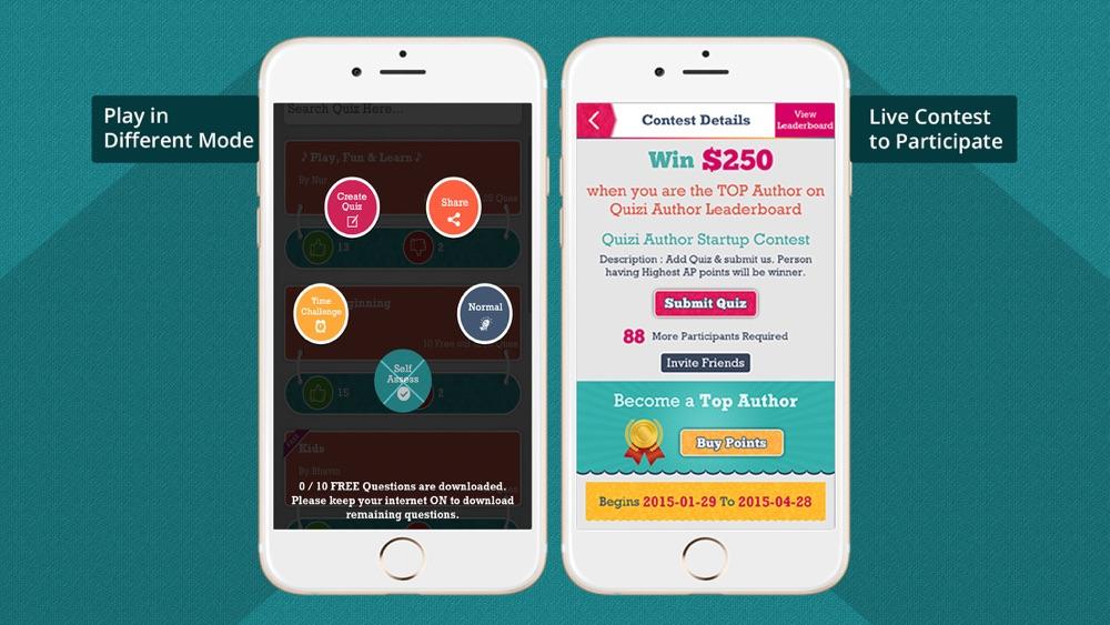 Quizi-Play Quiz,Make Quiz & Earn Money hack tool