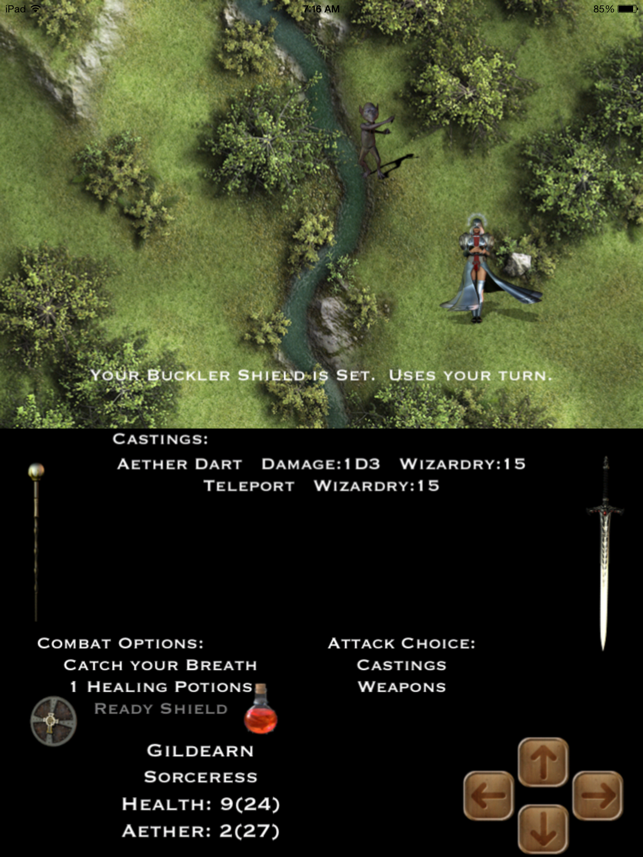 ‎Brigands and Barbarians HD Screenshot