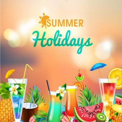 Happy Summer Greeting Cards