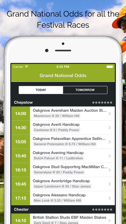 Grand national betting offers factotum crypto currency wallet