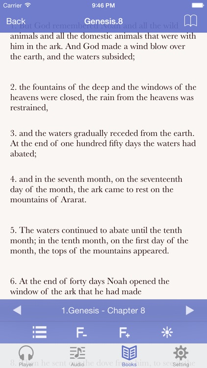 NRSV Bible (Audio & Book) screenshot-3