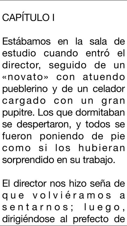 Madame Bovary [Español] screenshot-3