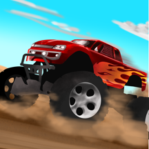 Crazy Nitro Monster Truck Racing: Offroad Destruction Pro
