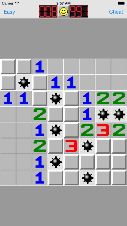 MineSweeper Classic One by Andy Dong