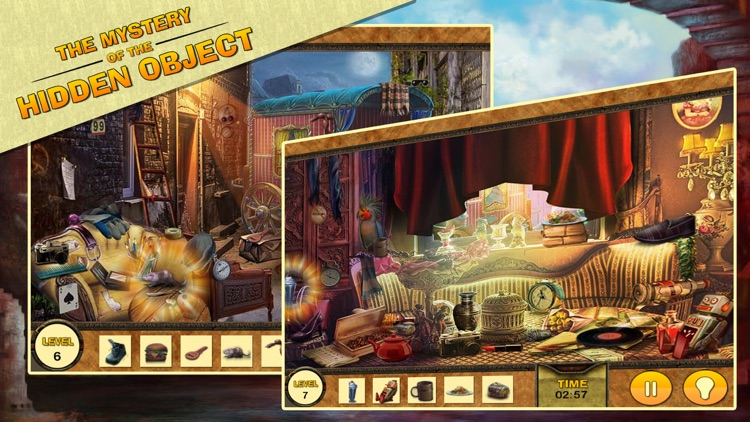 The Mystery of the HIDDEN OBJECTS screenshot-4
