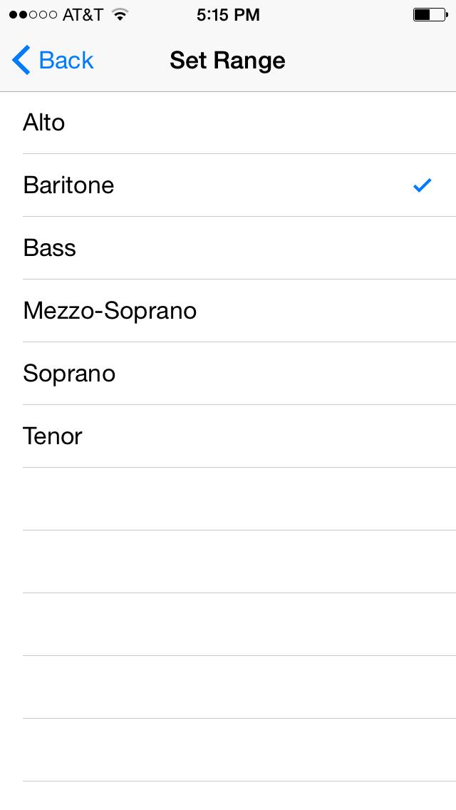 Singing Vocal Warm Ups review screenshots