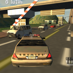Police Car Driving Simulator - 3D Cop Cars Speed Racing