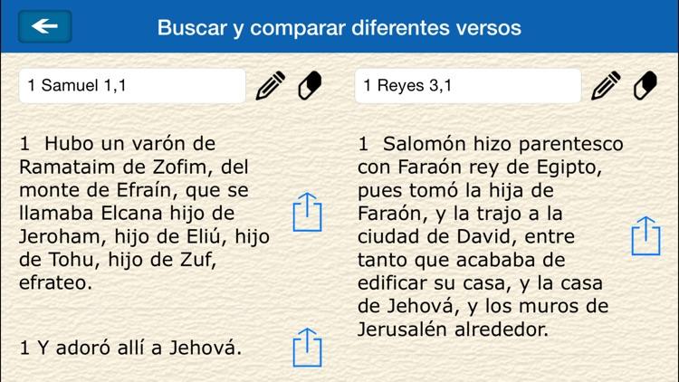 La Santa Biblia en Español (Pro) screenshot-3