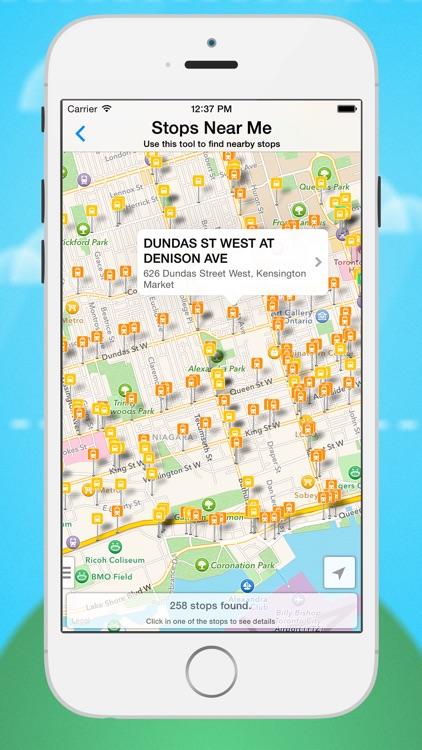 Go Toronto - The ultimate public transport companion
