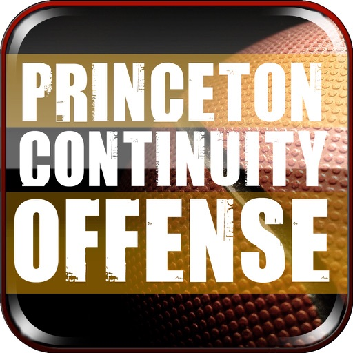 Princeton Continuity Offense: Using Backdoor Plays - With Coach Jamie Angeli - Full Court Basketball Training Instruction - XL icon
