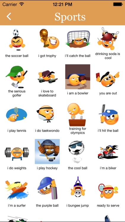 Animated 3D Emoji Stickers for Chat Apps screenshot-4
